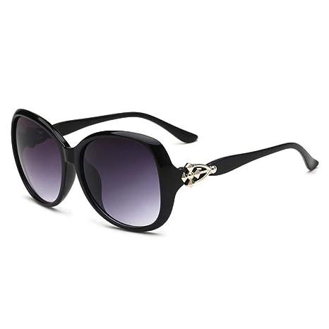CFHJN Home Gafas de Sol para Hombre Mujer Chica Anti-UV ...