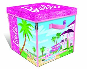 Neat-Oh! Barbie ZipBin 40 Doll Malibu Beach House