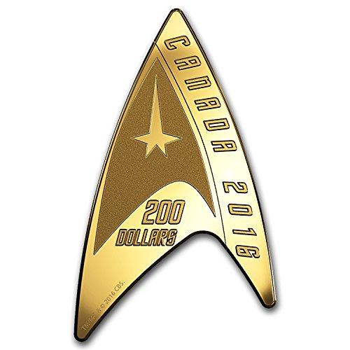 2016-ca-canada-1-2-oz-proof-gold-200-star-trek-delta-shaped-coin-1-2-oz-brilliant-uncirculated