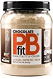 PBfit All-Natural Chocolate Peanut Butter Powder, 30 Ounce
