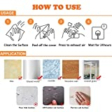 Lucky Xie [3 Pack] Mop Broom Holder, Wall Mount