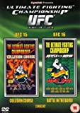Ultimate Fighting Championship 15 / Ultimate Fighting Championship 16 [DVD]