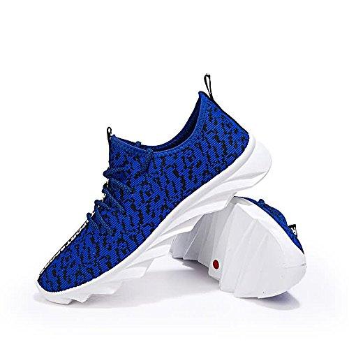 la Manera Deporte bone de de de de de la Zapatillas de Plano Las Dig Hombres los de Las Deporte de de Tela la Zapato Manera Deporte los de Zapatillas Azul Hombres Zapato dog 0qna4p