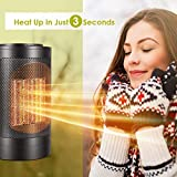 HALOFUN Space Heater, Oscillating Portable