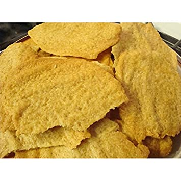 Low Carb Tortilla Chips - Fresh Baked - LC Foods - All Natural - Gluten Free