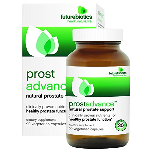 Futurebiotics ProstAdvance, Prostate Support, 90 Vegetarian - Prostate Botanical Support