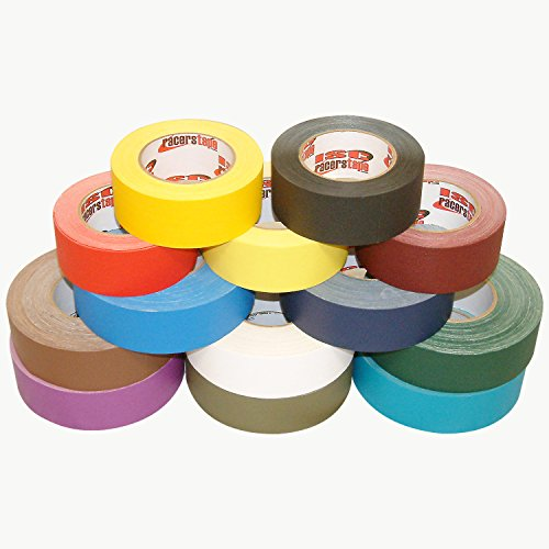 ISC Racers Tape DULL-FINISH/RD260 ISC Dull-Finish Racer's Tape: 2