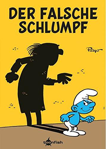 Die Schlümpfe Mini: Der falsche Schlumpf Gebundenes Buch – 1. November 2018 Peyo Splitter-Verlag 3958399762 Comic / Humor