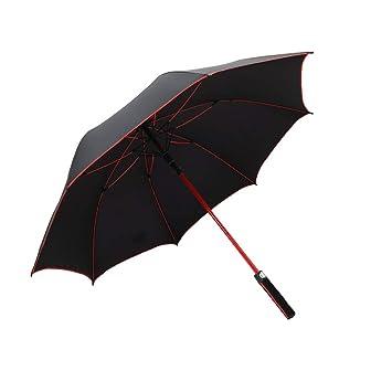 Sombrilla Paraguas De Golf para Hombre con Paraguas,Red