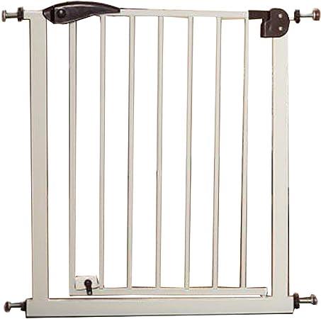 Barreras para puertas y escaleras Puerta de seguridad para niños Barandilla Puerta de seguridad para escaleras para bebés Valla protectora para bebés Valla para perros puerta de aislamiento para masco: Amazon.es: Hogar