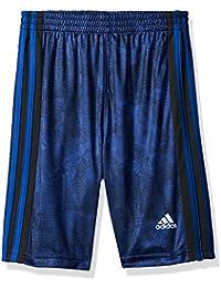 Big Boys' Athletic Short, Hi-Resolution Blue Adi, X-Large