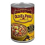 Old El Paso Refried Black Beans, 398 Milliliter