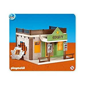 Playmobil Sheriff's Office [Toy]