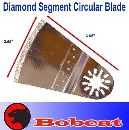 Diamond Segment Circular Grout Tile Cut Oscillating Multi Tool Saw Blades  for Fein Multimaster Bosch Multi-x Craftsman Nextec Dremel Multi-max Ridgid
