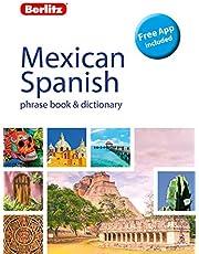 Berlitz Phrase Book & Dictionary Mexican Spanish(Bilingual dictionary)