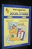 Early Childhood Units for Social Studies, Deborah P. Cerbus and Cheryl F. Rice, 1557342032