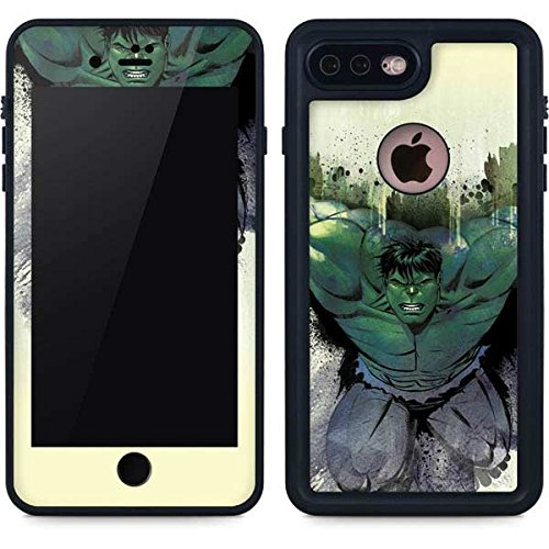 finest selection 97f1c e3ab6 Amazon.com: Hulk iPhone 7 Plus Case - Watch out for Hulk | Marvel X ...
