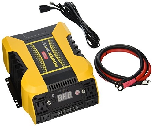 PowerDrive PD1000 1000W Power with Bluetooth Inverter