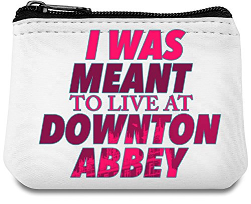 Carry I Pouch By Grab Downton MEANT Abbey Handbag Was amp; The Hamerson Crowd Neoprene Unique To Your Purse amp;Stand The Accessories Goods At Live Money Coin Stylish To Out From Custom rrw76qxU