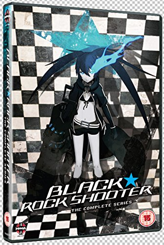 Black Rock Shooter Complete Series Collection [DVD]