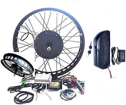 48V1000W Hub Motor 12Ah Panasonic NCR18650PF Ebike Batería ...