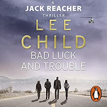 Bad Luck and Trouble | Lee Child | AudioBook Free Download