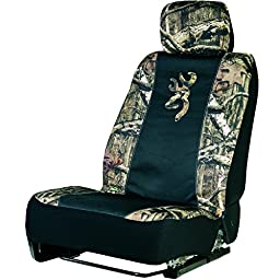 Browning Low-Back Seat Cover (Mossy Oak Infinity Camouflage, Sold Individually)