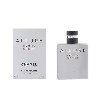 eeb6285bfc5 Image Unavailable. Image not available for. Colour  Chanel Allure Homme  Sport Eau De Toilette 50 ml