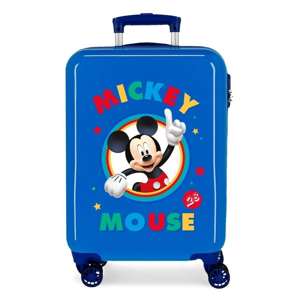 Luggage Cabin Suitcase RígidaCirkle Mickey Blue
