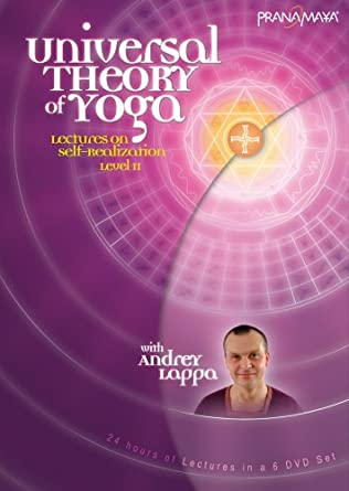 Amazon.com: Universal Theory of Yoga Level 2: Andrey Lappa ...