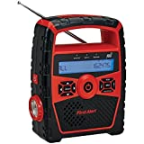 FIRST ALERT SFA1180 Portable AM/FM Weather Radio with Alarm Clock electronic consumer Electronics