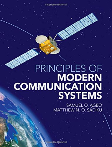 - Principles of Modern Communication Systems