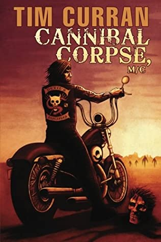 book cover of Cannibal Corpse, M/C