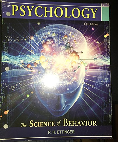 the science of behavior Skinner's vantage point on behaviorism mates the science of behavior with the language of organism/environment interactions.