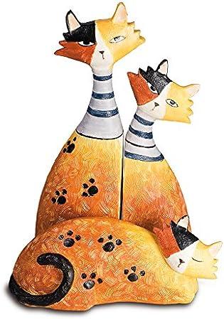 Figura de la familia de gatos, 17 cm , color/modelo surtido: Amazon.es: Juguetes y juegos
