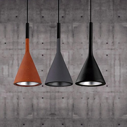 Red And Black Pendant Lighting - 7