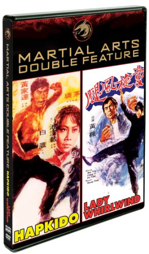 Lady Whirlwind / Hapkido by Shout! Factory