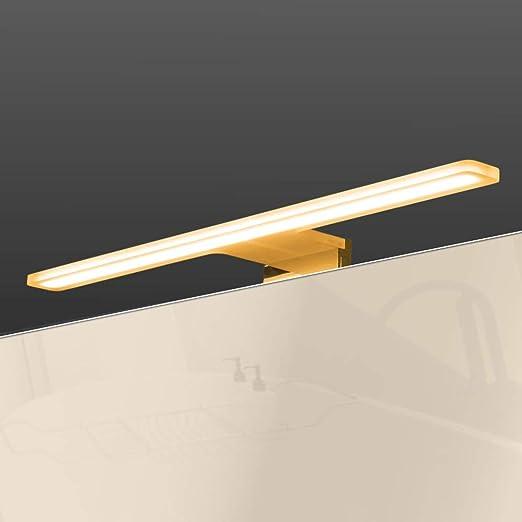 luminaria para el baño led (cambio de color) + caja de ...