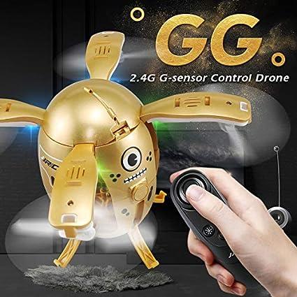 Amazon.es: JJRC H65 Quadcopter Drone Flying Egg Toy Gravity Sensor ...