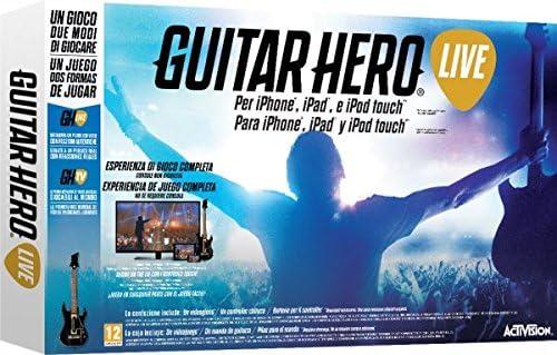 ACTIVISION Guitar Hero Live: Amazon.es: Videojuegos