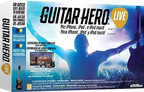Guitar Hero: Live: Amazon.es: Videojuegos