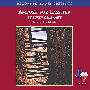 Ambush for Lassiter Audiobook