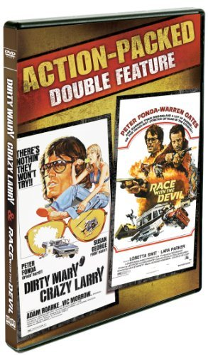 Dirty Mary Crazy Larry & Race With the Devil [DVD] [Region 1] [US Import] [NTSC]