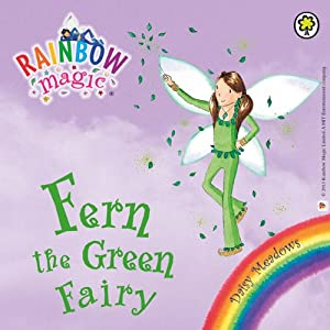 Rainbow Magic: Fern the Green Fairy Audiobook