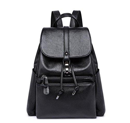 loisirs à voyage à bandoulière sac main de en cuir sac en sauvage Sac BAO simple dos sac féminine en cuir marée cuir souple à 85qwf