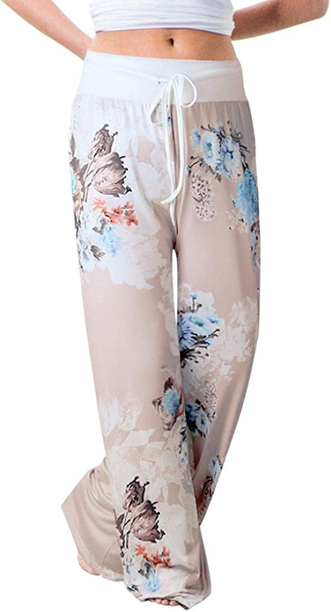 Amazon.com: HAPPYSTORE - Leggings anchos para mujer ...