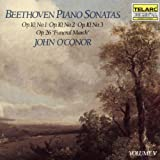Beethoven: Piano Sonatas Vol. 5