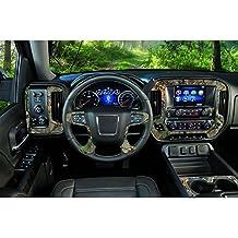 Realtree Camo Graphics Camo Accents Vehicle Interior Kit