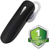 Zaptin K1 Universal Wireless 4.1 Bluetooth Earpiece, Sweat-Proof Headset