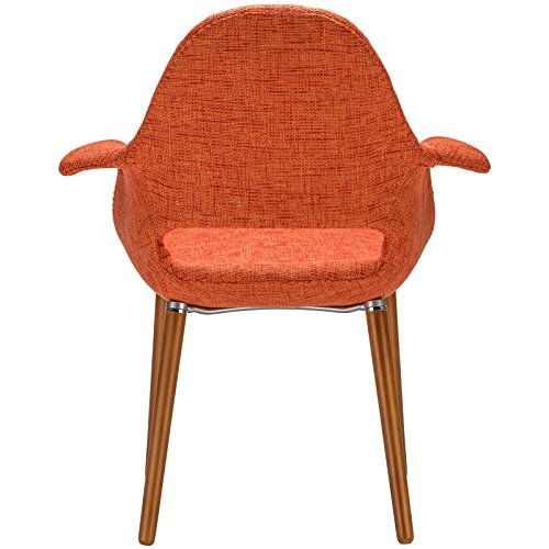 Poly and Bark Barclay Dining Chair in Orange (Set of 2) by Poly and Bark (Image #5)